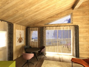 Chalet Les Rhododendrons - Courchevel